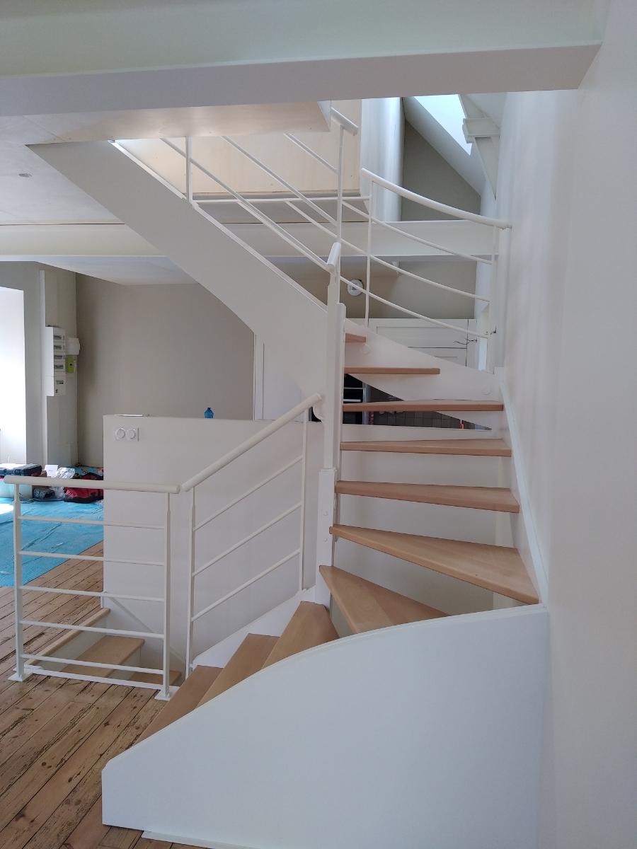 BCB Menuiserie Escaliers 2