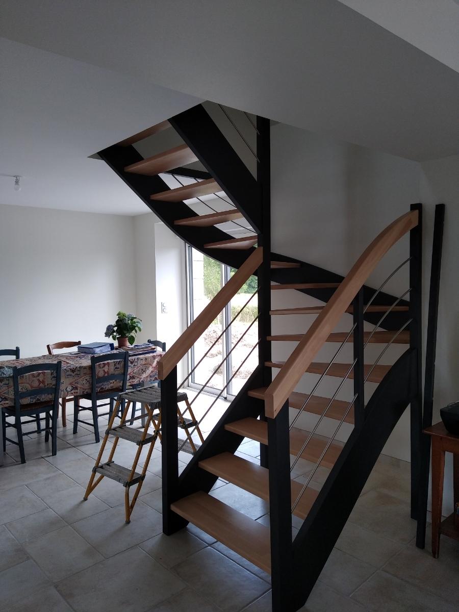 BCB Menuiserie Escaliers 6