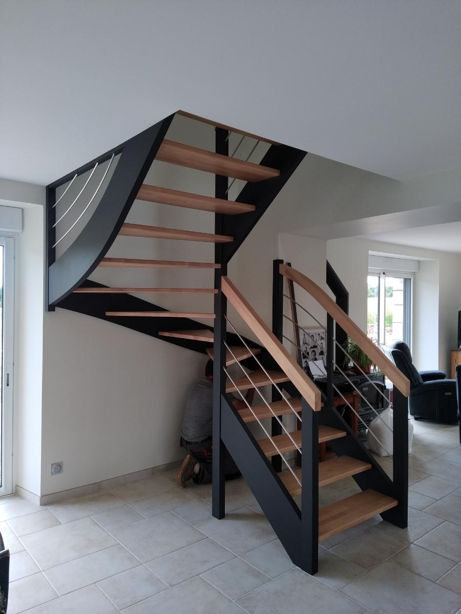 BCB Menuiserie Escaliers 7